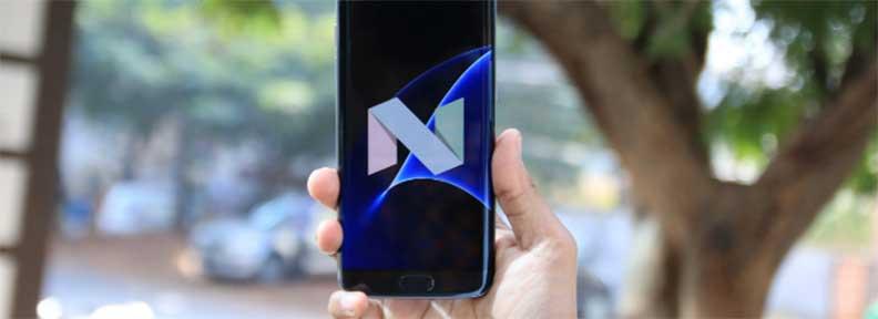 Galaxy S7 и Galaxy S7 Edge получит обновление Android 7.1.1 Nougat