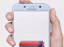 Samsung официально анонсировала серию Galaxy A (2017)