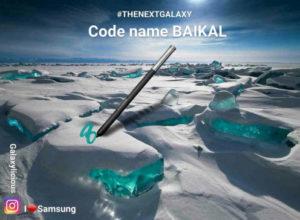 Galaxy Note 8 Baikal