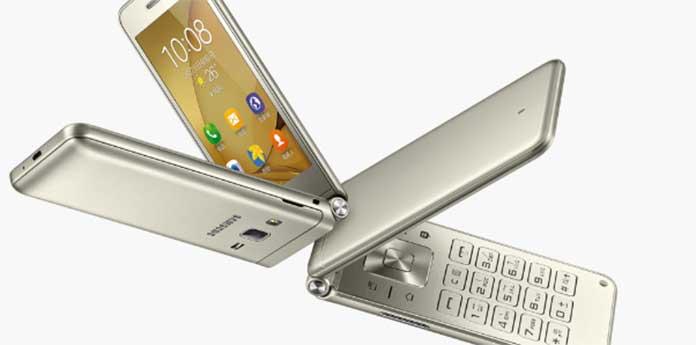Samsung запускает флип-телефон Galaxy Folder 2 в Южной Корее