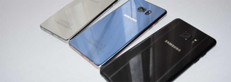 Samsung тестирует Galaxy Note 8 под управлением Android 7.1.1