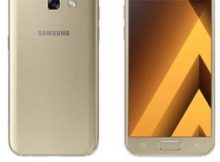 Стали известны спецификации Samsung Galaxy A7 (2018)