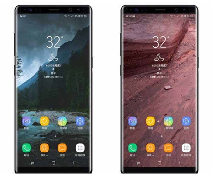Samsung выпустит Galaxy Note 8 с двумя SIM-картами