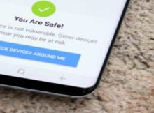 Защита от Blueborne для Galaxy Note 4, Galaxy J3, Galaxy S5 Plus и Galaxy Tab S3