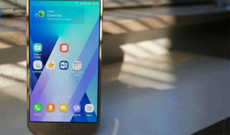 Samsung Galaxy A5 (2017) начинает получать обновление Android 7.0 Nougat в Индии