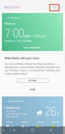 Как активировать кнопку Bixby на смартфонах Galaxy 2