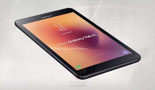 Samsung Galaxy Tab A2 S - характеристики и внешний вид