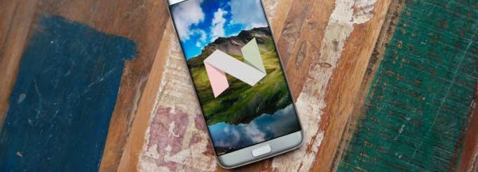 Как изменить разрешение экрана Galaxy S7 и S7 Edge после обновления Android Nougat