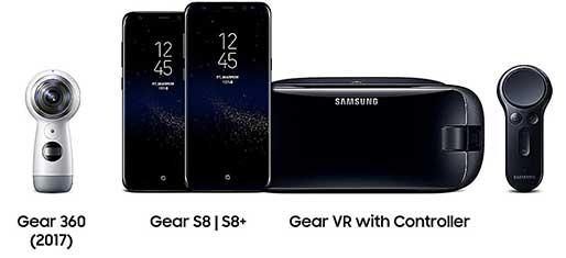 Samsung Gear S8 (S8+)