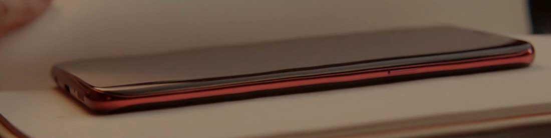 Samsung выпускает Galaxy S8 тёмно-красного цвета (Burgundy Red)