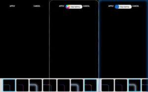 Новые эффекты свечения краёв в Android 8.0 Oreo
