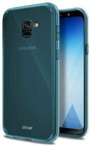 Galaxy A5 2018 Blue Case