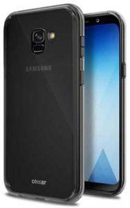 Galaxy A5 2018 Clear Case