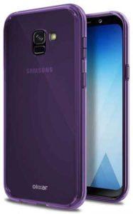 Galaxy A5 2018 Purple Case