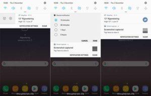 Контроль над уведомлениями в Android 8.0 Oreo