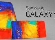 Концепт Galaxy S9