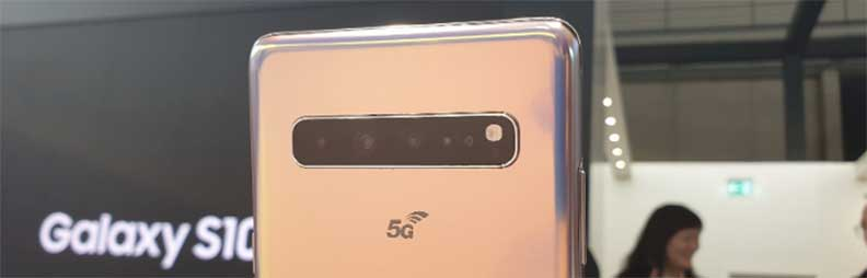 Galaxy S10 5G: цена и дата выхода официально подтверждены