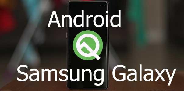 Эти Samsung Galaxy получат Android 10 (Q)