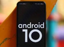 Выпущено обновление Android 10 для Galaxy A50