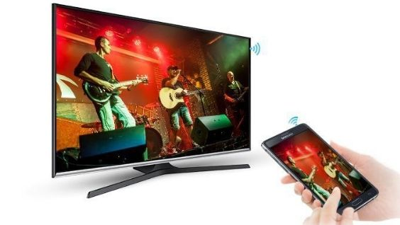 Как включить Screen Mirroring на Samsung
