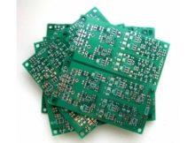 Печатная плата для установки электронных компонентов