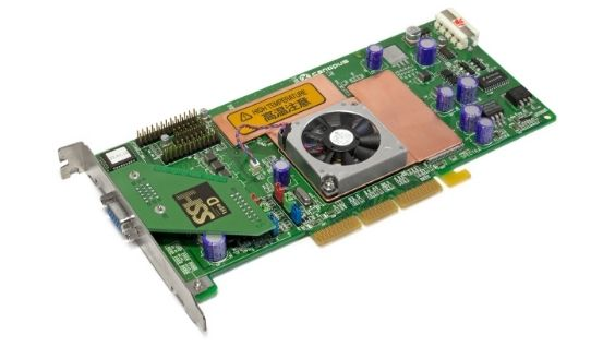 Видеокарты: Модели GeForce 256-9