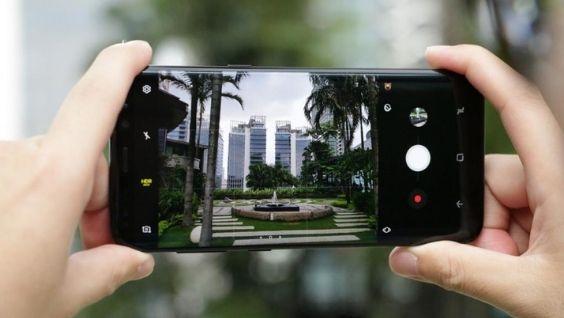 Как настроить камеру на телефоне Самсунг