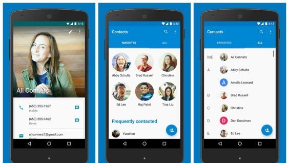 com android contacts что это