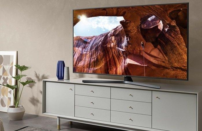как настроить цифровые каналы на телевизоре самсунг