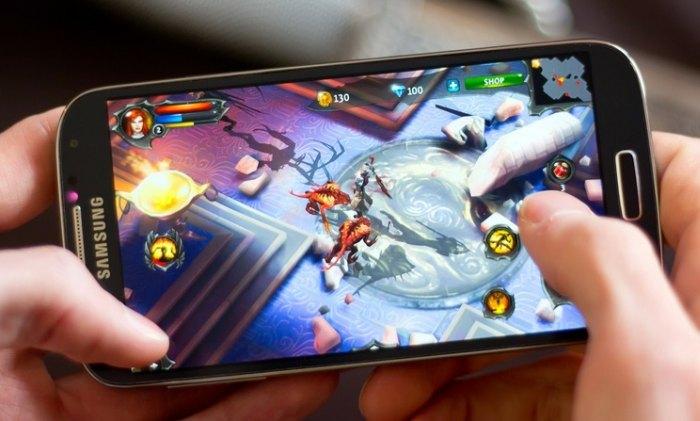 ускорение игр на андроид
